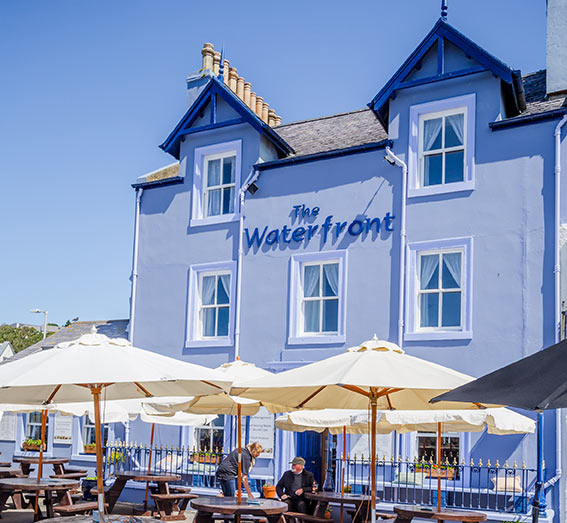 Waterfront Hotel, Portpatrick